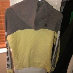 listing old items! VS xs cowl neck sweatshirt.